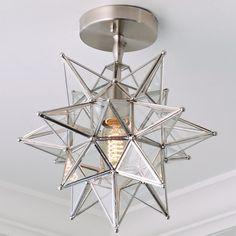 Moravian Star Ceiling Light - Shades of Light