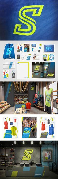 identity / sonder | #stationary #corporate #design #corporatedesign #identity #branding #marketing