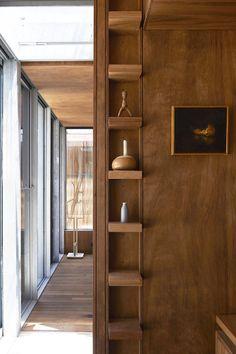 Edward Street House - Sean Godsell Architects - Lunchbox Architect