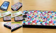 Speck Galaxy SIII FabShell case