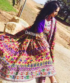 #afghan #dress #