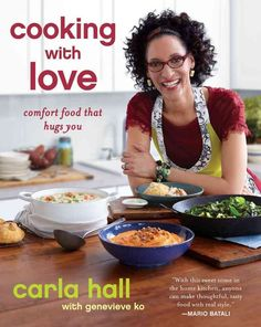Co-host of ABC's daily lifestyle series <I >The Chew</I>, Carla Hall first won the hearts of fans nationwide on Bravo's <I >Top Chef</I>, then won Fan Favorite on <I >Top Chef All-Stars</I>. In Cooking with Love, she serves up more than 100 fantastic r...