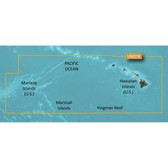 See  Garmin BlueChart&... at Bargains Delivered  http://www.bargainsdelivered.com/products/garmin-bluechart-reg-g2-vision-reg-hd-vus027r-hawaiian-islands-mariana-islands-microsd-153-sd-153?utm_campaign=social_autopilot&utm_source=pin&utm_medium=pin