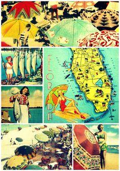 Sunny Florida 8x10 Etsy Shop VintageBeach https://www.etsy.com/shop/VintageBeach?ref=l2-shopheader-name