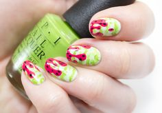 OPI New Orleans Collection and the Juiciest Watermelon | Nailed It. | Bloglovin'