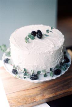 Photography: Lisa Dolan Photography - www.lisadolanphotography.com  Read More: http://www.stylemepretty.com/living/2014/01/23/blackberry-basil-swirl-pound-cake-recipe/