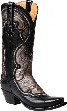 Cowgirl Boots - Know Everything You Can About Shoes Now Black Cowgirl Boots, Rodeo Boots, Western Boots, Western Style, Cowgirl Tuff, Cowgirl Style, Cowgirl Baby, Cowgirl Chic, Crocodile Boots