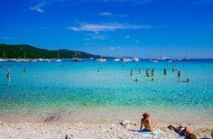 Saharun beach, Dugi Otok, #Croatia
