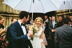 Confetti wedding reportage
