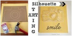 How to Make String Art Patterns with Silhouette