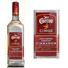 Liquorama - Jose Cuervo Cinge Cinnamon Tequila 750ml, $16.99 (http://www.liquorama.net/jose-cuervo-cinge-cinnamon-tequila-750ml.html)