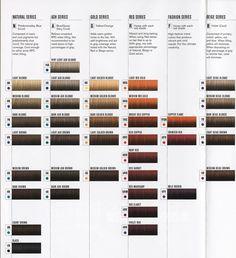 Joico hair color chart vero color chart jpg 3508 2483 beauty