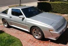 35k Mile 1989 Chrysler Conquest Tsi Chrysler Conquest Classic