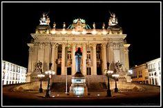 Palacio Tiradentes: Assembleia Legislativa - Rio de Janeiro