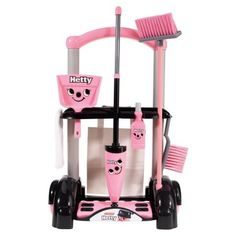 Casdon 630 Hetty Cleaning Trolley Hoover Mop Brush Set Children Kids Toys Play in Toys & Games, Creative Toys & Activities Baby Play, Baby Toys, Cleaning Fun, Spring Cleaning, Detergent Bottles, Popular Kids Toys, Birthday Gifts For Kids, Toddler Gifts, Pretend Play