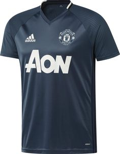 Manchester United 16-17 Training Shirt Released - Footy Headlines
