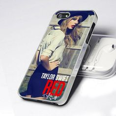 CDP 0619 Beautiful Taylor Swift Red design for iPhone 5 case