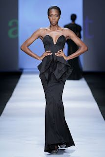 Avant Apparel A/W 2012 collection South African Fashion, Africa Fashion, African Models, Strapless Dress Formal, Formal Dresses, Catwalk Fashion, Chic, My Style, Fashion Design