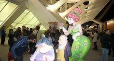 La nueva Exposició del Ninot llenará 2.500m2del Museo de las Ciencias