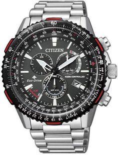 4c4e3d82829 Men s Citizen Promaster Sky Atomic Radio Controlled Chronograph Watch  CB5001-57E