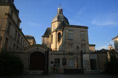 Eglise Saint-Paul - Saint-Louis Saint Louis, Mansions, House Styles, Home Decor, Decoration Home, Manor Houses, Room Decor, Villas, Mansion
