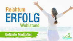 Diese 30 minütige geführte Meditation mit positiven Affirmationen ist eine Art Fitnessprogramm für Deinen Kopf. Umso öfter Du dieses mentale Workout hörst, umso mehr entwickelst Du Deine Fähigkeit Deine Wünsche in Ziele umzuwandeln. Du wirst mehr und mehr zu einem Magneten für Erfolg, Wohlstand und Reichtum. Außerdem wirst Du lernen Probleme viel leichter, gelassener und aus anderen Blickwinkeln zu betrachten. - Mehr Meditationen auf www.ohrinsel.net