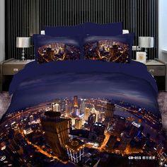 6pcs per set 3d grey marilyn printed bedding set