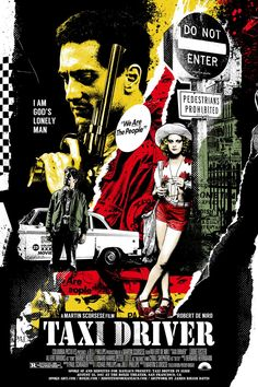 """Taxi Driver"" by James Rheem Davis"
