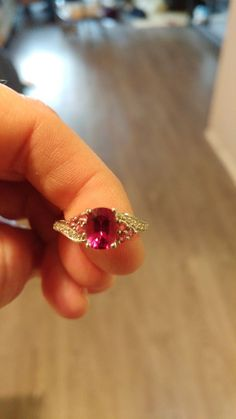 f0d794194fb3 Pink Sapphire Ring for Sale in Citrus Heights