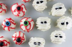 50 Halloween Recipes Guaranteed to Freak Out Your Guests via Brit + Co.