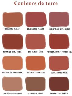 Terracotta color, do we like it or not? - Soo Deco - Terracotta color, do we like it or not? Room Colors, House Colors, Paint Colors, Colours, Colour Pallete, Colour Schemes, Color Terracota, Terracotta Paint Color, Earth Color