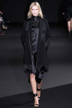 Costume National Fall 2015 Ready-to-Wear Fashion Show: Complete Collection - Style.com