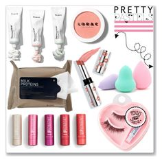 """""""Pastel Makeup!"""" by ruthhhlesss ❤ liked on Polyvore featuring beauty, Korres, LORAC, Ciaté, Forever 21 and Medusa's Makeup"""