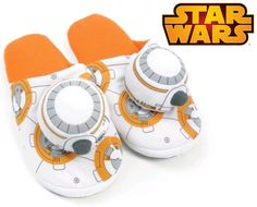 Chinelos Star Wars BB-8 Slippers