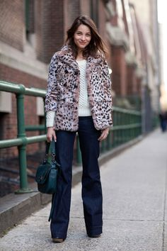 Street Style Fall 2012: New York Fashion Week - Page 2039