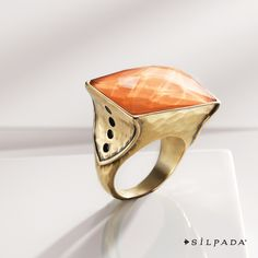 Silpada THE STATEMENT RING 2016 49.00 http://www.mysilpada.comkathleen.swanson AVAILABLE 4.21.16