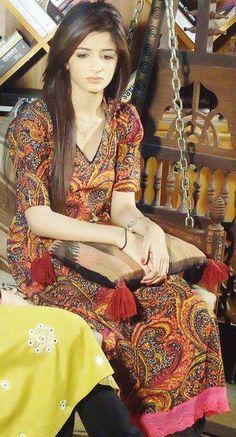 Mawra hussain i like her sadness