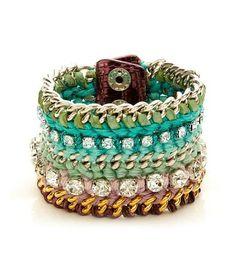 Deluxe Girlfriend Beaded Wrap Bracelet