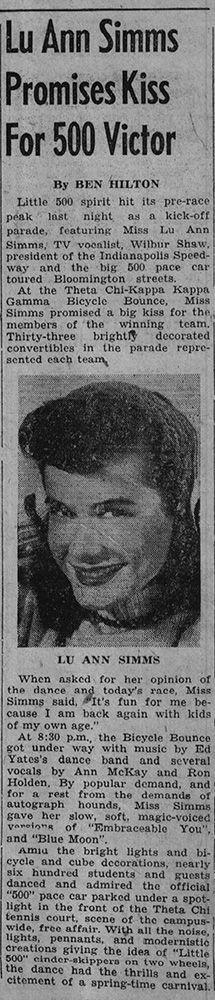 """""""May 9, 1953"""""""