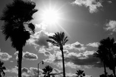 In Between Storms (in b&w) by mamarosa, via Flickr