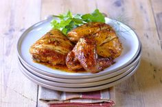 Spicy Roast Chicken recipe   Poultry recipes   Whats For Dinner