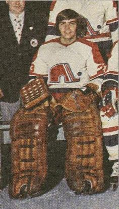 Québec Nordiques goaltending history : Michel Deguise