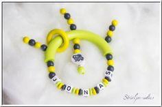 #Strickparadies - #Greifling mit #Namen