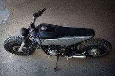 Honda VF750 Street Tracker PAAL XV by Paal motorcycles #motorcycles #streettracker #motos | caferacerpasion.com