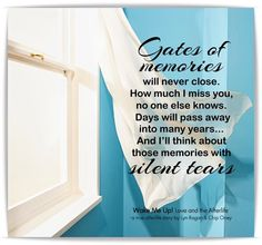 Gates of memories will never close