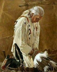 Native American by J. Hester - Giclee Prints - J. Native American Prayers, Native American Cherokee, Native American Wisdom, Native American Beauty, American Spirit, American Indian Art, Native American History, American Indians, American Crafts