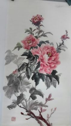 551 best chinese flower images on pinterest in 2018 chinese japanese painting chinese painting chinese flowers draw on photos watercolour painting asian art peonies oriental chinese art mightylinksfo