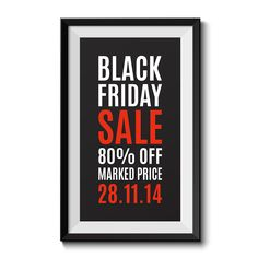 Learn about planning for your Black Friday Promotions – in Black and White