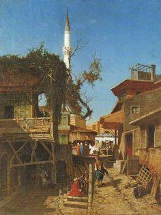 Osmanlı ResimleriFabius Brest
