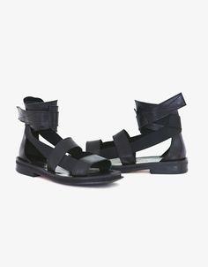 V Ave Shoe Repair Tape Sandals